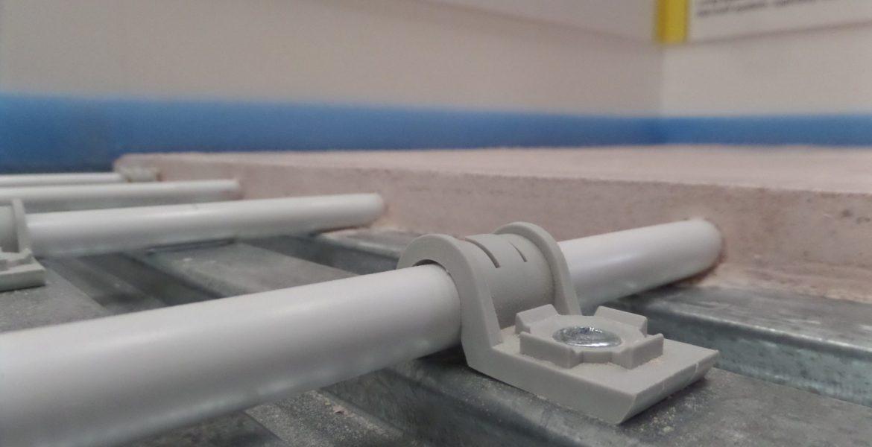 Lewis Deck and underfloor heating