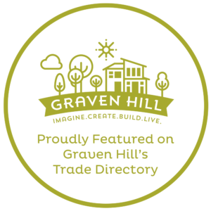 We are on the Graven Hill Trade Directory
