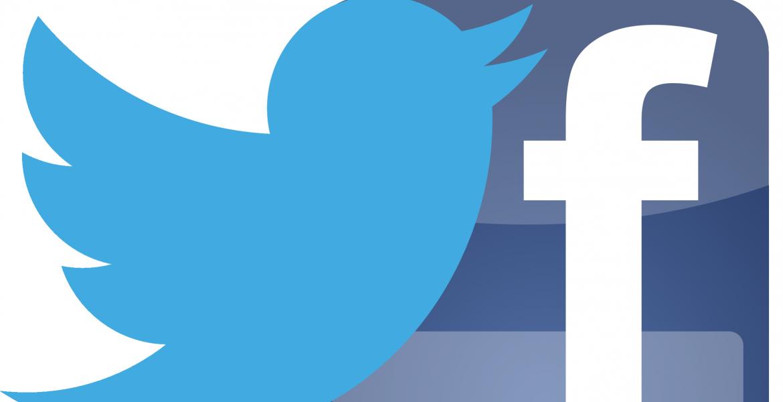 Twitter/ Facebook