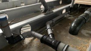 Lewis Steel Frame Concrete Floor system