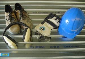 Lewis Deck safety equipment