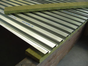 Lewis Mineral Wool Resilient Strips