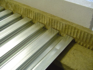 Lewis Mineral Wool flanking strip